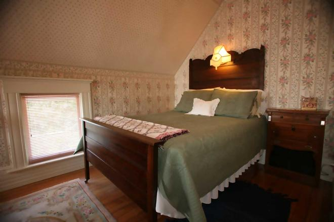 Old Consulate Inn - Port Townsend - Bedroom