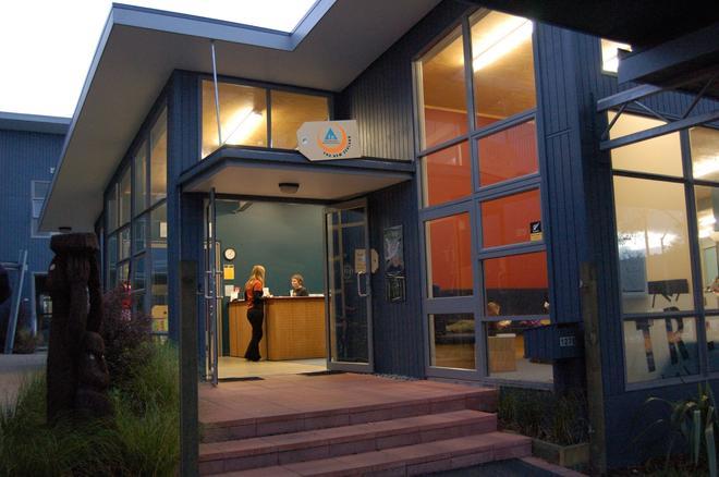 Yha Rotorua - Rotorua - Building