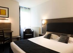 Inter-Hotel City - Beauvais - Slaapkamer