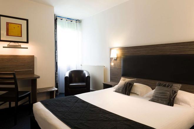 Inter-Hotel City - Beauvais - Bedroom