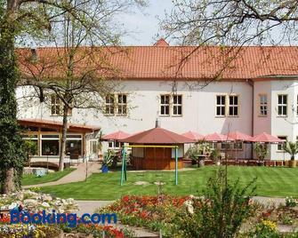 Hotel Weidenmühle - Mühlhausen - Building