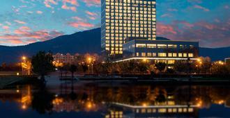 Sheraton Qingdao Licang Hotel - Thanh Đảo - Cảnh ngoài trời