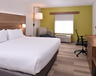 Holiday Inn Express & Suites Parkersburg - Mineral Wells - Mineral Wells - Bedroom