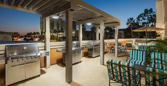 格林伍德阿納海姆度假套房飯店 - 安那翰 - 建築