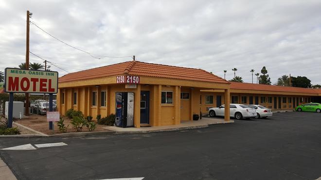 Mesa Oasis Inn & Motel - Mesa - Building