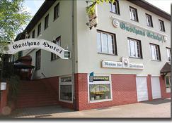 Gasthaus & Hotel Grünhof - Francoforte sull'Oder - Edificio