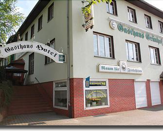 Gasthaus & Hotel Grünhof - Frankfurt (Oder) - Gebäude