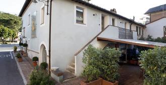 La Locanda Del Vino Nobile B&b - Montepulciano - Building