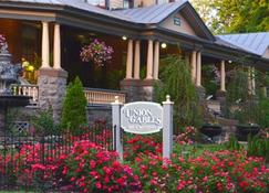 Union Gables Bed & Breakfast - Saratoga Springs - Vista del exterior