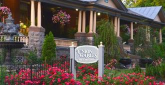 Union Gables Bed & Breakfast - Saratoga Springs - Außenansicht