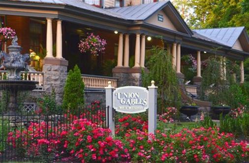 Union Gables Bed & Breakfast - Saratoga Springs - Cảnh ngoài trời