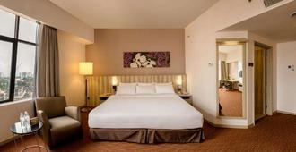Sunway Hotel Seberang Jaya - ג'ורג' טאון - חדר שינה