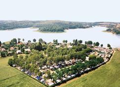 Camping Club Lac De Bouzey - Sanchey - Extérieur