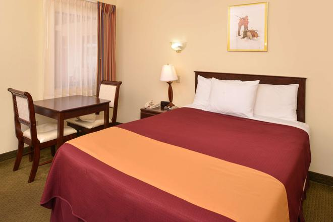 Americas Best Value Inn Ozona - Ozona - Bedroom