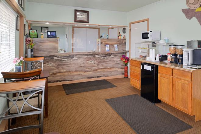 Americas Best Value Inn Ozona - Ozona - Lobby
