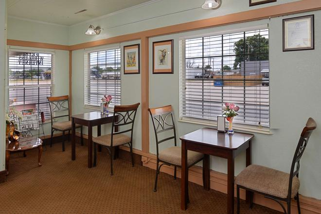 Americas Best Value Inn Ozona - Ozona - Restaurant