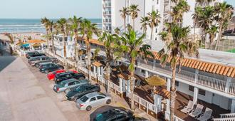 Coco Beach Motel - South Padre Island - Outdoors view