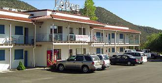 Nob Hill Lodge - Ruidoso - Κτίριο