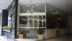 Hotel Pouso Real - Río de Janeiro - Edificio