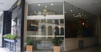 Hotel Pouso Real - Rio de Janeiro - Edificio