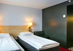 Comfort Hotel Xpress Youngstorget - Осло - Спальня