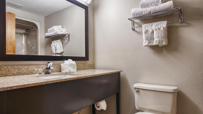 Best Western Executive Inn & Suites - Columbia - Bathroom