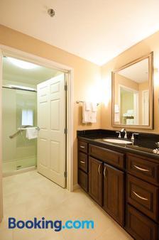 Staybridge Suites Wilmington - Wrightsville Bch - Wilmington - Bathroom