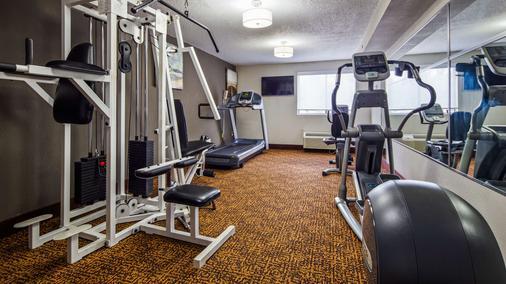 Best Western Plus Cypress Creek - Biloxi - Gym