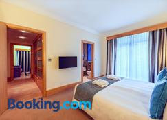 The Caleta Hotel Self-Catering Apartments - Gibraltar - Schlafzimmer