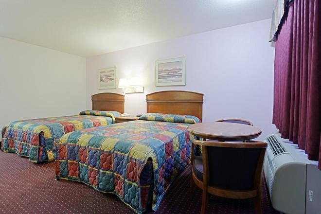 Americas Best Value Inn Pico Rivera Los Angeles E - Pico Rivera - Bedroom