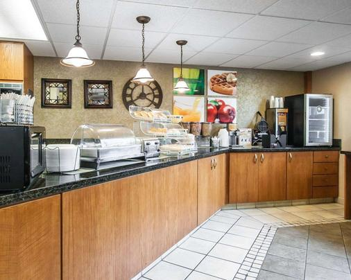 Quality Inn & Suites North - Springfield - Buffet