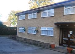 Brecon Hotel Sheffield Rotherham - Adults Only - Rotherham - Building