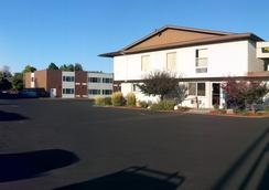 Motel West - Idaho Falls - Outdoor view