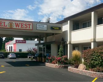 Motel West - Idaho Falls - Building