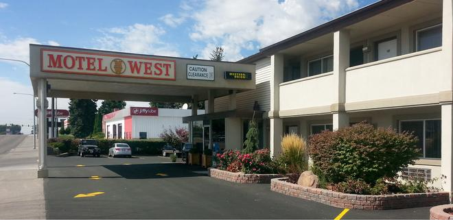 Motel West - Idaho Falls - Rakennus