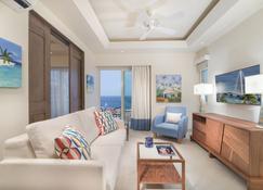 V Azul Vallarta - Luxury Vacation Rental- Adults Only - Pto Vallarta - Sala de estar