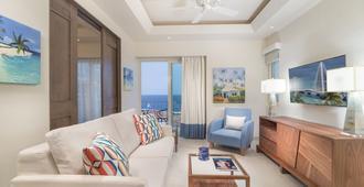 V Azul Vallarta - Luxury Vacation Rental Adults Only - Puerto Vallarta - Living room