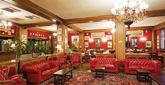 Hotel Città Dei Mille - Bérgamo - Lounge