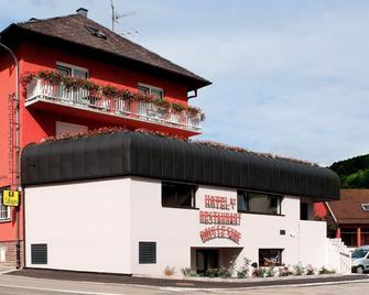 Logis Hostellerie Motel Au Bois Le Sire - Orbey - Gebäude