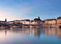 Novotel Basel City - Basel - Outdoor view