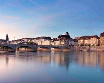Novotel Basel City - Basilea - Vista esterna