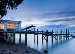 Trinity Wharf Tauranga - Tauranga - Phòng khách