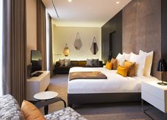 Hotel D Strasbourg - Estrasburgo - Habitación