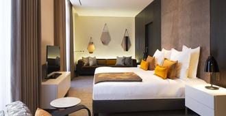 Hotel D Strasbourg - Strasbourg - Makuuhuone