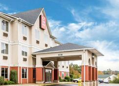 Econo Lodge Inn & Suites - Douglasville - Rakennus