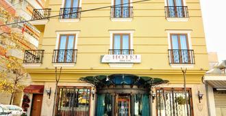 Dream Hotel - Tirana - Toà nhà