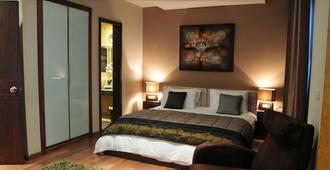 City Suite Hotel - Beirut - Makuuhuone