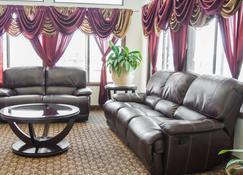 Econo Lodge Kansas City Downtown North - Канзас-Сіті - Living room