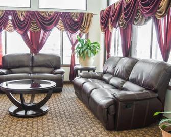 Econo Lodge Kansas City Downtown North - Kansas City - Living room