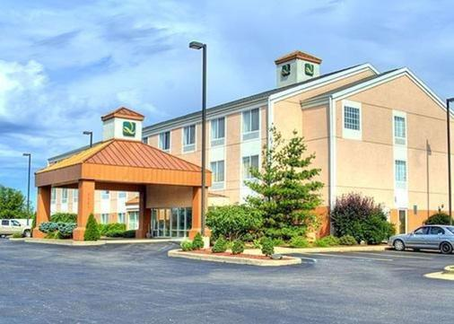 Quality Inn - Kalamazoo - Building
